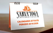Programma Sarva Yoga International per il periodo 2019/2020