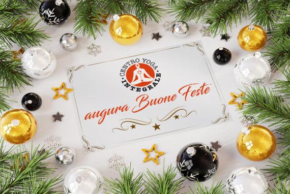 Il Centro Yoga Integrale augura Buon Natale e Felice Anno Nuovo